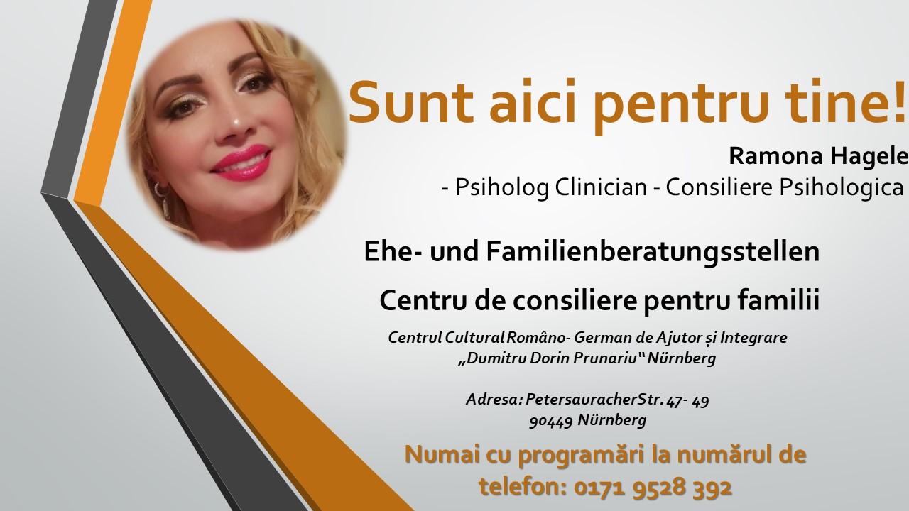 SUNT AICI PENTRU TINE